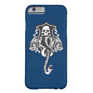 Coque Barely There iPhone 6 Marque foncée du charme   de Harry Potter