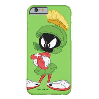 Coque Barely There iPhone 6 MARVIN les bras de MARTIAN™ | croisés