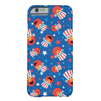 Coque Barely There iPhone 6 Motif patriotique d'Elmo