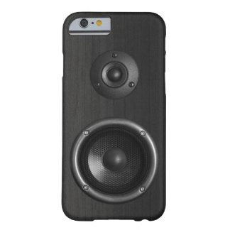 Coque Barely There iPhone 6 Musique drôle de haut-parleur sain