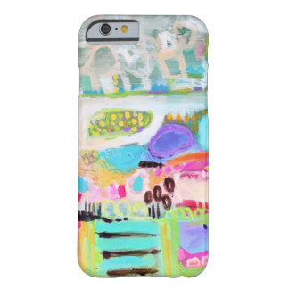 Coque Barely There iPhone 6 Nuages abstraits