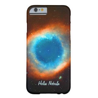 Coque Barely There iPhone 6 Oeil de nébuleuse, de galaxies et d'étoiles