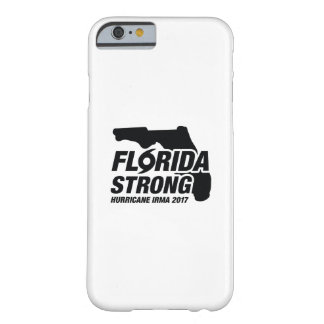 Coque Barely There iPhone 6 Ouragan fort Irma de la Floride