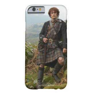 Coque Barely There iPhone 6 Outlander | Jamie Fraser - se penchant sur la