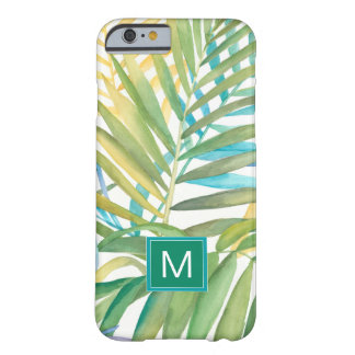 Coque Barely There iPhone 6 Palmettes tropicales
