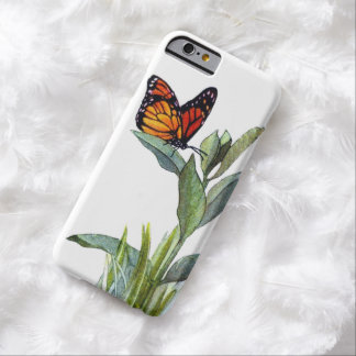 Coque Barely There iPhone 6 Papillon vintage