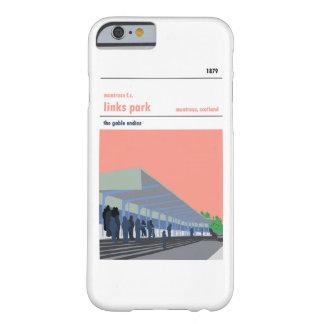 Coque Barely There iPhone 6 Parc de liens, Montrose. Extrémité de dynamo