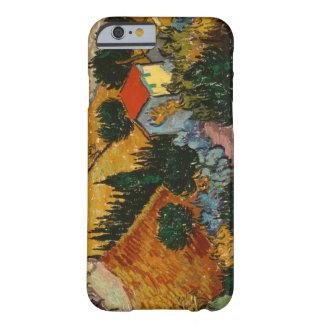 Coque Barely There iPhone 6 Paysage de Vincent van Gogh | avec la Chambre et