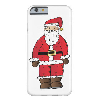Coque Barely There iPhone 6 Père Noël