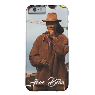 Coque Barely There iPhone 6 Photo réelle d'Akae Beka