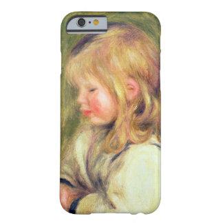 Coque Barely There iPhone 6 Pierre un enfant de Renoir   dans une lecture