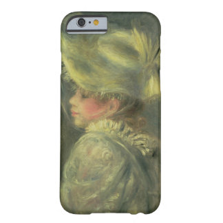 Coque Barely There iPhone 6 Pierre un Renoir | le casquette blanc