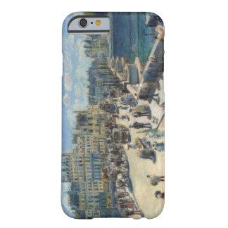 Coque Barely There iPhone 6 Pierre un Renoir | Pont Neuf, Paris