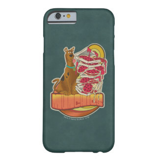 "Coque Barely There iPhone 6 Pile de Scooby-Doo | de graphique de ""Munchies"" de"
