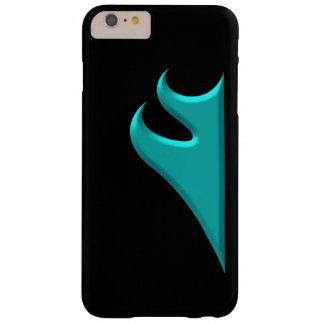 Coque Barely There iPhone 6 Plus Attrapez un surf de cool de vague