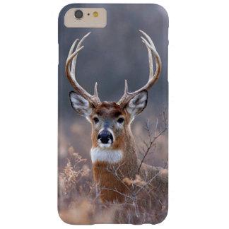 Coque Barely There iPhone 6 Plus Automne de cerf de Virginie ou saison élégant