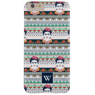 Coque Barely There iPhone 6 Plus Aztèque de Frida Kahlo |