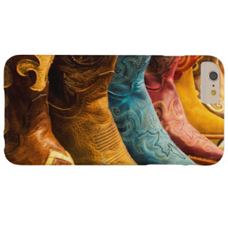 Coque Barely There iPhone 6 Plus Bottes de cowboy à vendre, Arizona