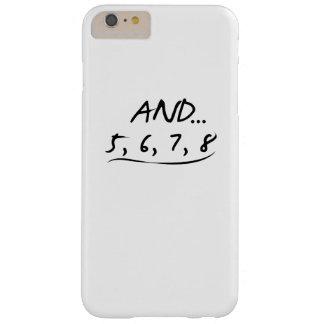 Coque Barely There iPhone 6 Plus Cadeau drôle de professeur de danse et 5 6 7 danse
