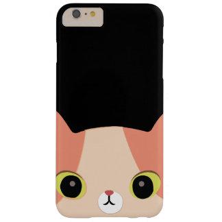 Coque Barely There iPhone 6 Plus Cas de téléphone de bruit de Neco