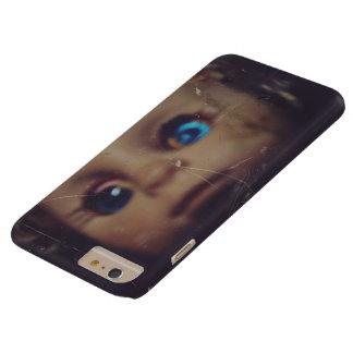 Coque Barely There iPhone 6 Plus cas hanté de téléphone de poupée