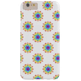 Coque Barely There iPhone 6 Plus cas spirituel de téléphone de cercle de chakra
