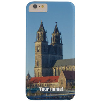 Coque Barely There iPhone 6 Plus Cathédrale de Magdebourg 03.2.T