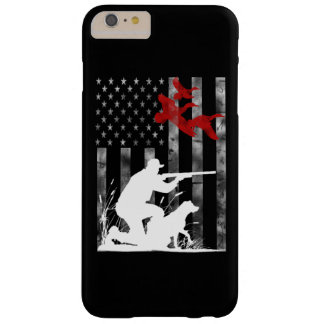 Coque Barely There iPhone 6 Plus Chasse de canard