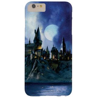 Coque Barely There iPhone 6 Plus Château de Harry Potter | Hogwarts la nuit