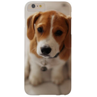 Coque Barely There iPhone 6 Plus Chiot 2 de beagle