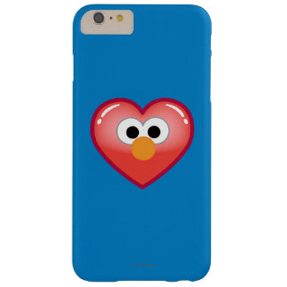 Coque Barely There iPhone 6 Plus Coeur d'Elmo