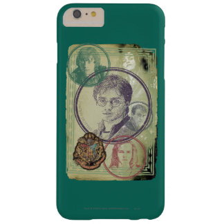 Coque Barely There iPhone 6 Plus Collage 9 de Harry Potter