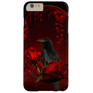 Coque Barely There iPhone 6 Plus Corneille merveilleuse