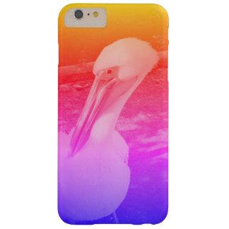 Coque Barely There iPhone 6 Plus Couvertures de téléphone de pélican par Jane
