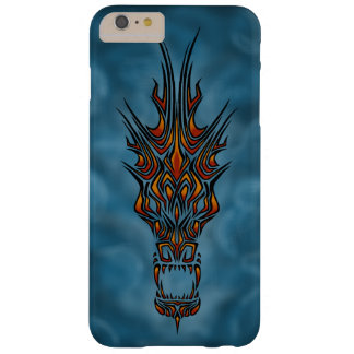 Coque Barely There iPhone 6 Plus Dragon abstrait