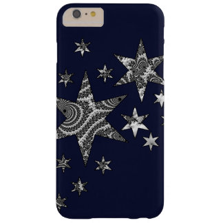 Coque Barely There iPhone 6 Plus Étoiles de l'imaginaire 3 D