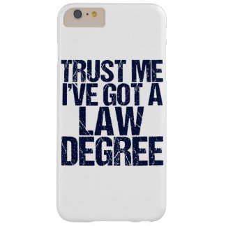 Coque Barely There iPhone 6 Plus Faites- confiancemoi humour d'avocat