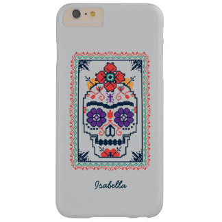 Coque Barely There iPhone 6 Plus Frida Kahlo | Calavera