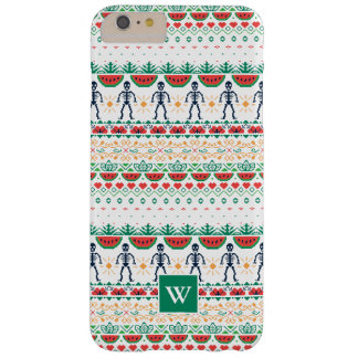 Coque Barely There iPhone 6 Plus Graphique mexicain de Frida Kahlo |