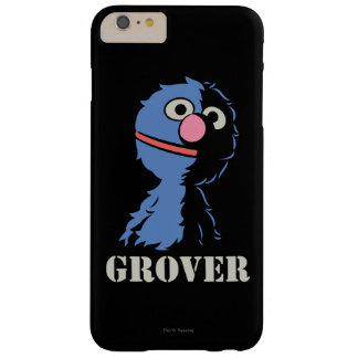 Coque Barely There iPhone 6 Plus Grover demi