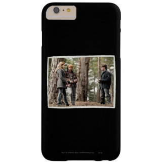 Coque Barely There iPhone 6 Plus Hermione, Ron, et Harry 2