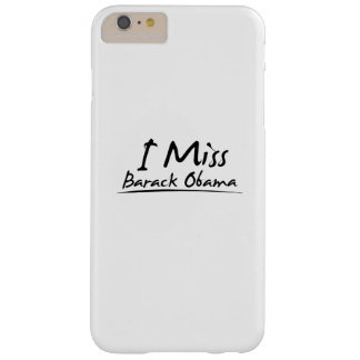 Coque Barely There iPhone 6 Plus I Mlle Barack Obama