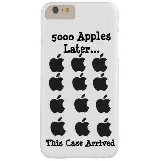 Coque Barely There iPhone 6 Plus Iphone 6/6+ Cas avec la plaisanterie drôle