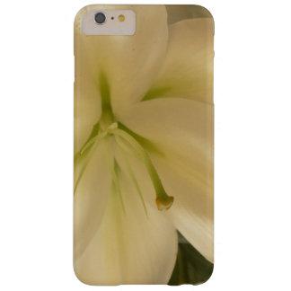 Coque Barely There iPhone 6 Plus iPhone 6/6s plus, à peine là fleur blanche de