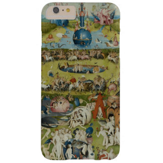 Coque Barely There iPhone 6 Plus Jardin des plaisirs terrestres, 1490-1500