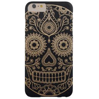 Coque Barely There iPhone 6 Plus Jour du cas plus de l'iPhone 6 morts de crâne de