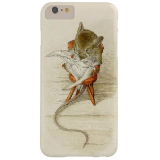 Coque Barely There iPhone 6 Plus Journal de lecture de souris
