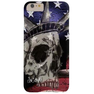 Coque Barely There iPhone 6 Plus La mort ou liberté
