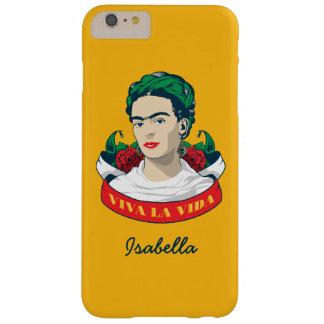 Coque Barely There iPhone 6 Plus La Vida de vivats de Frida Kahlo  