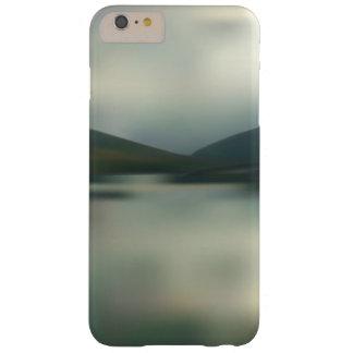 Coque Barely There iPhone 6 Plus Lac dans les montagnes